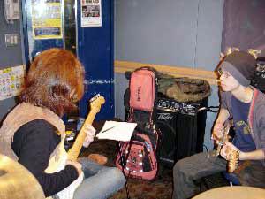 ハートビート・ギター教室