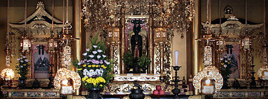 金蔵寺永代納骨堂 聖樹