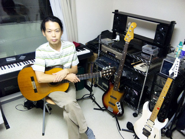 宮川明フラメンコギター教室(葛西)