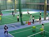 フェリエインドアテニススクール
