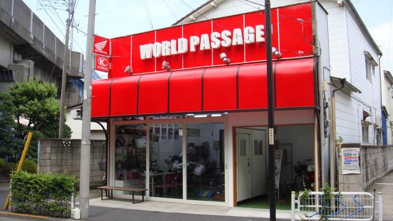 WORLD PASSAGE NC