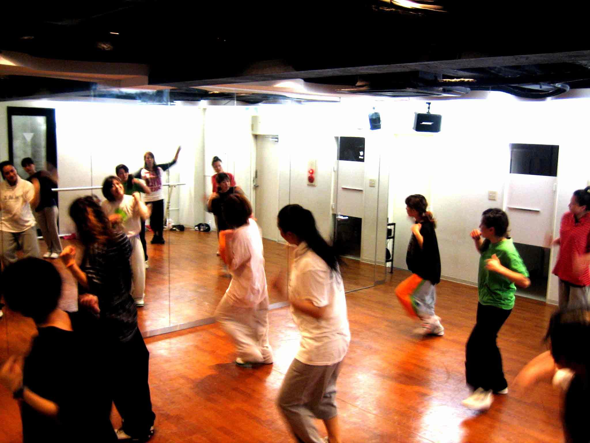 舞空間ばく DANCE STUDIO
